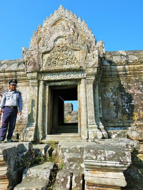 Preah Vihear Security